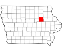 NAIP Aerial Imagery - 2006-2018 - Black Hawk County - IA - USA