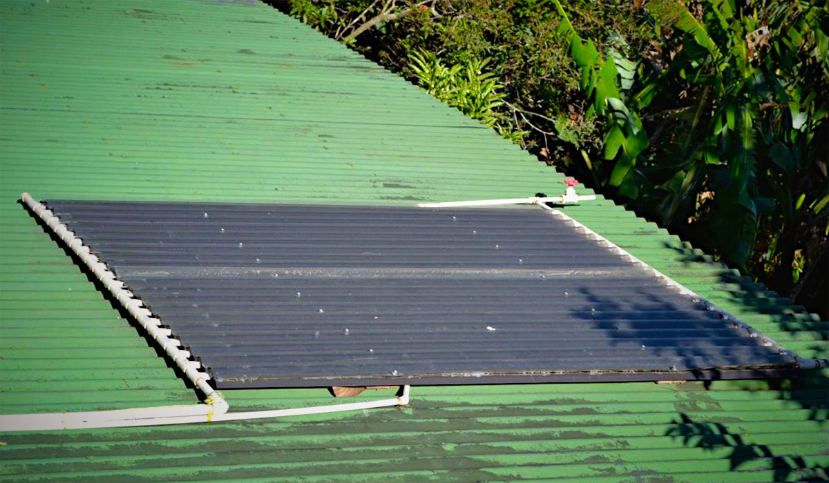 Solar Water Heating Projects And Plans Build It Solar