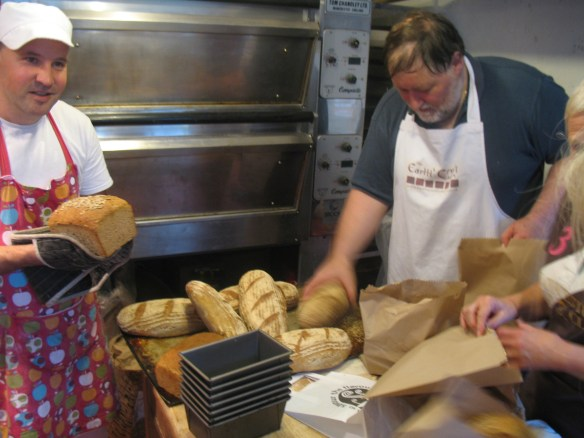 Bread making course