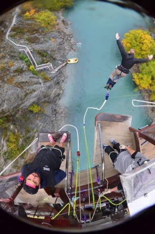 Bungy New Zealand