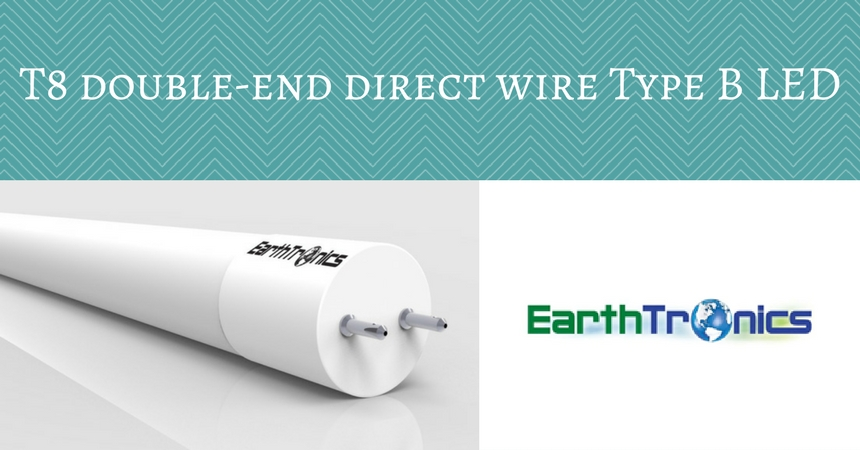 Product Feature \u2013 Type B Direct Wire EarthTronics