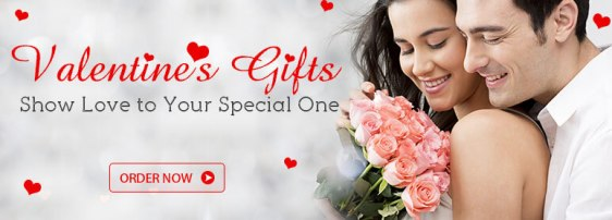 buy Valentines day gift from FlowerAura