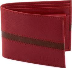 Laurels String CP Red Wallet