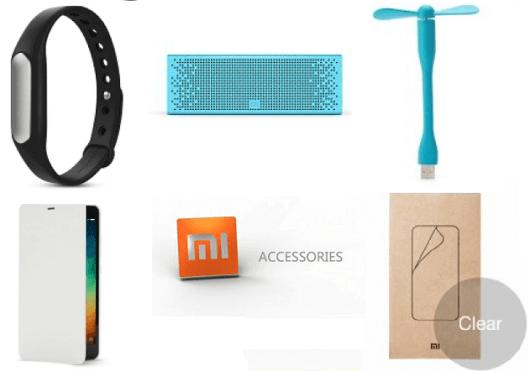 Xiaomi Accessories Shop