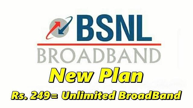Bsnl broadband plans business
