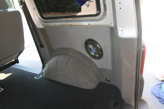 2008 Volkswagen Transporter Tiptronic Crewvan 25 Litre