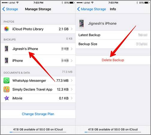 How to access iCloud backup files on iPhone, Mac, and Windows - EaseUS