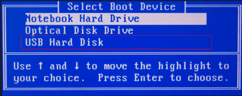 Bootable Usb Flash Drive Not Showing Up Or Recognized In