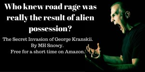 Amazon - Who knew road rage was really the result of alien possession_
