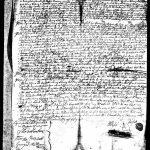 Will of Moses Prescott, 1751 (Carteret County)