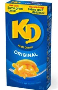 Eat Like a Sophisticated Spaniard with my recipe for Kraft Dinner - Barcelona Style