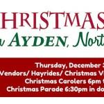Christmastown in Ayden, NC