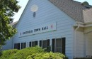 This is our stock photo of Southold Town Hall.