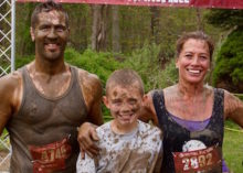 At the Survival Race