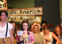 "At NFCT's ""Urinetown: The Musical"""
