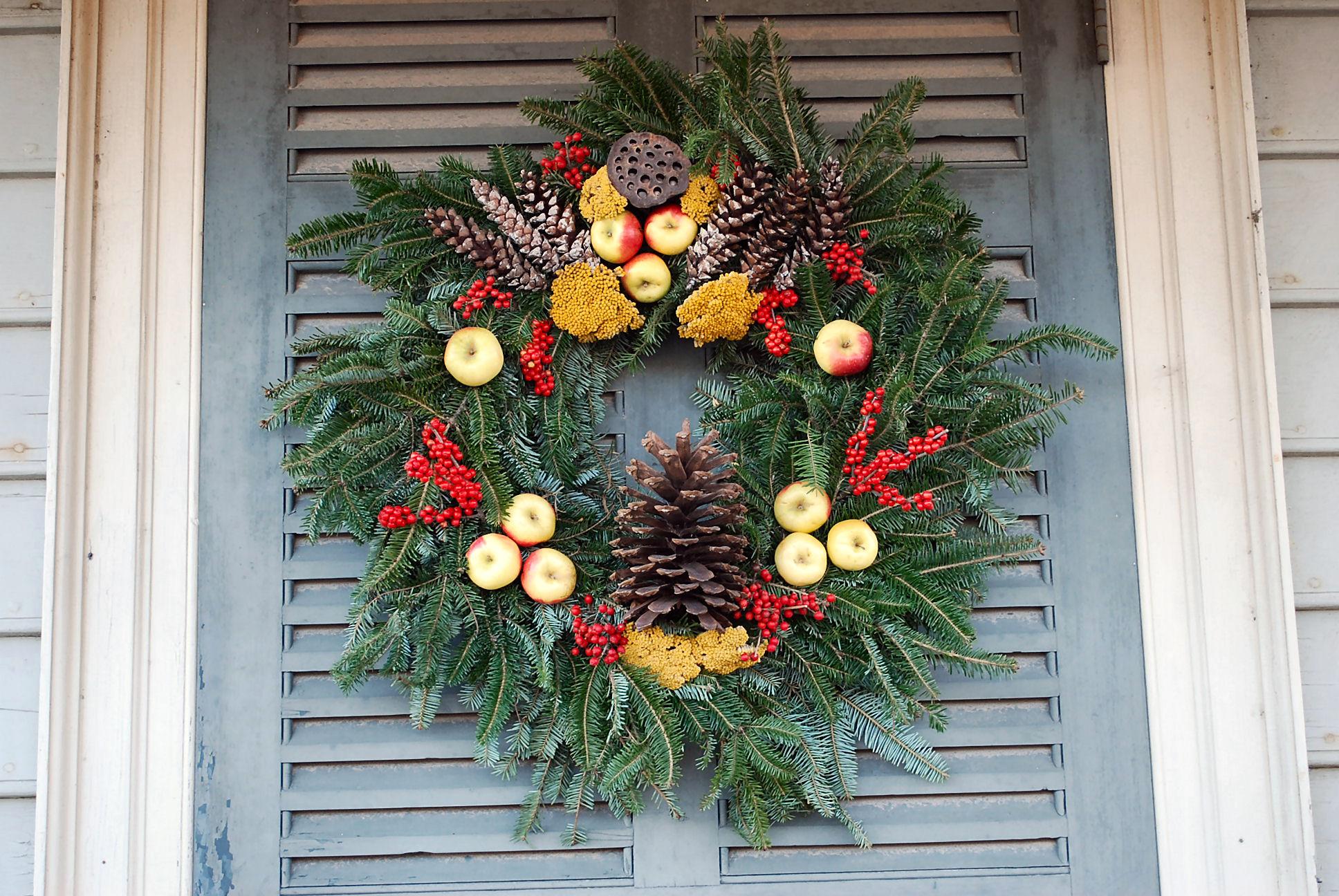 Christmas ... & Williamsburg Christmas Decorations Ideas - Elitflat