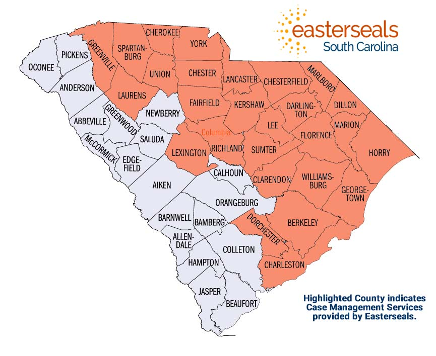 Easterseals South Carolina Case Management