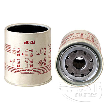 racor fuel filters r20p