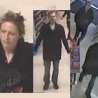Purse theft at Sainsburys