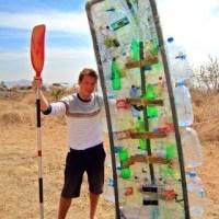 Eastleigh man to brave Atlantic on plastic raft