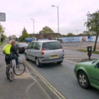 Resident fears for kids at busy road crossing