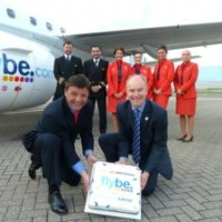 Flybe celebrate ten years with 10% off!