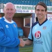 Eastleigh sign former Barnet Captain Hughes
