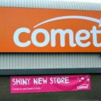 Comet back on sale - Argos, Homebase face closures