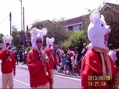 Carnival Fun in Fair Oak