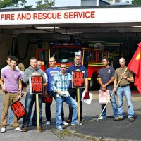 Firefighters set to strike again