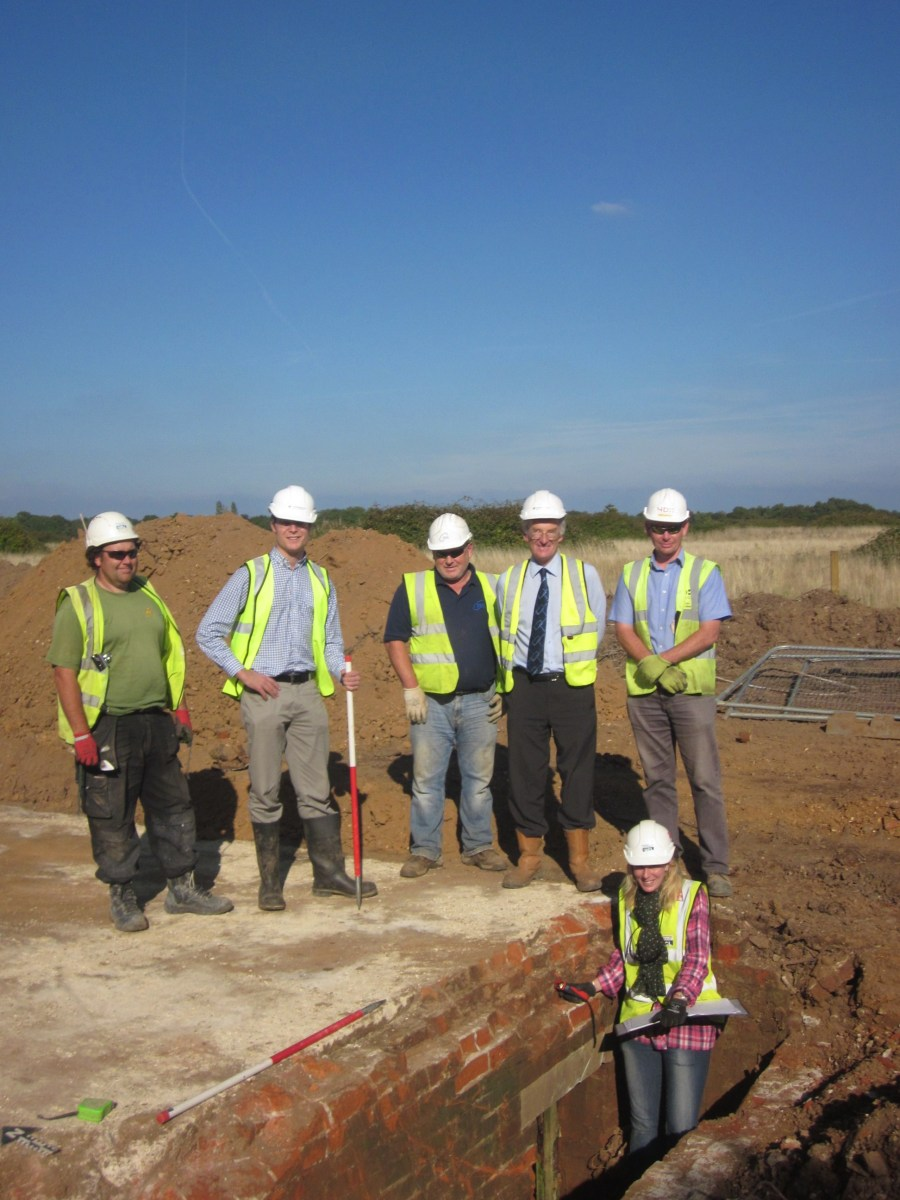 Wartime Bunker Unearthed