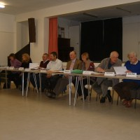 Parish Councillors support Fair Oak residents
