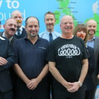 Airport's 'Mo Bros' Grow for Movember