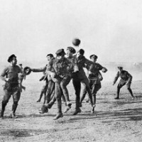Christmas truce in Hedge End
