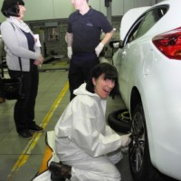 Hendy hosts 'Women in Gear'