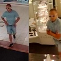 Town jewellers offer reward after £8k Rolex nicked