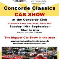 Concorde Classics Car Show