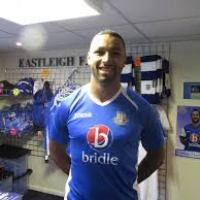 Eastleigh go down to strong Grimsby side