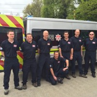 Hampshire firefighters fly out to Nepal