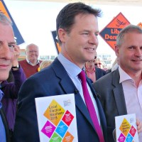Clegg: 'We need 60 Eastleighs!'