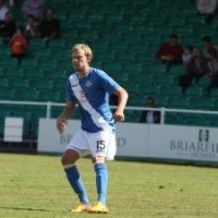 Dan Harding signs for Eastleigh