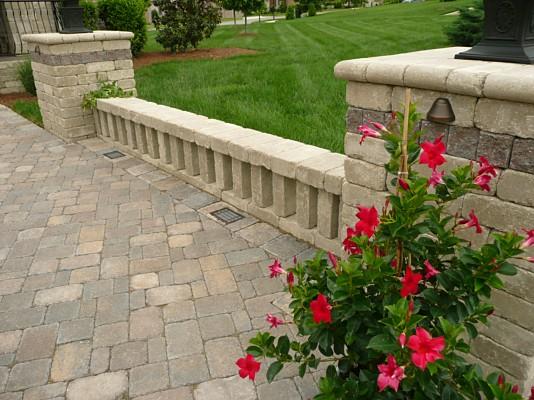 Walls Columns