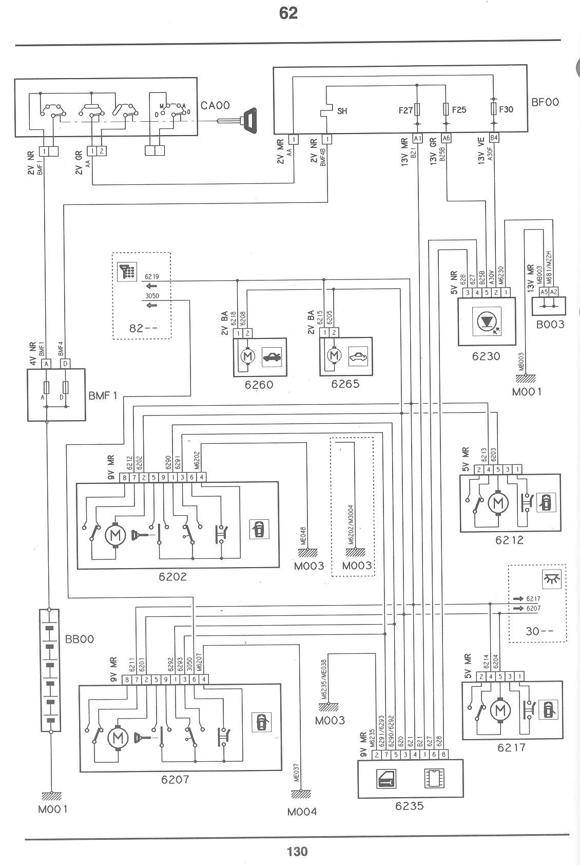 wiring diagram for citroen dispatch van