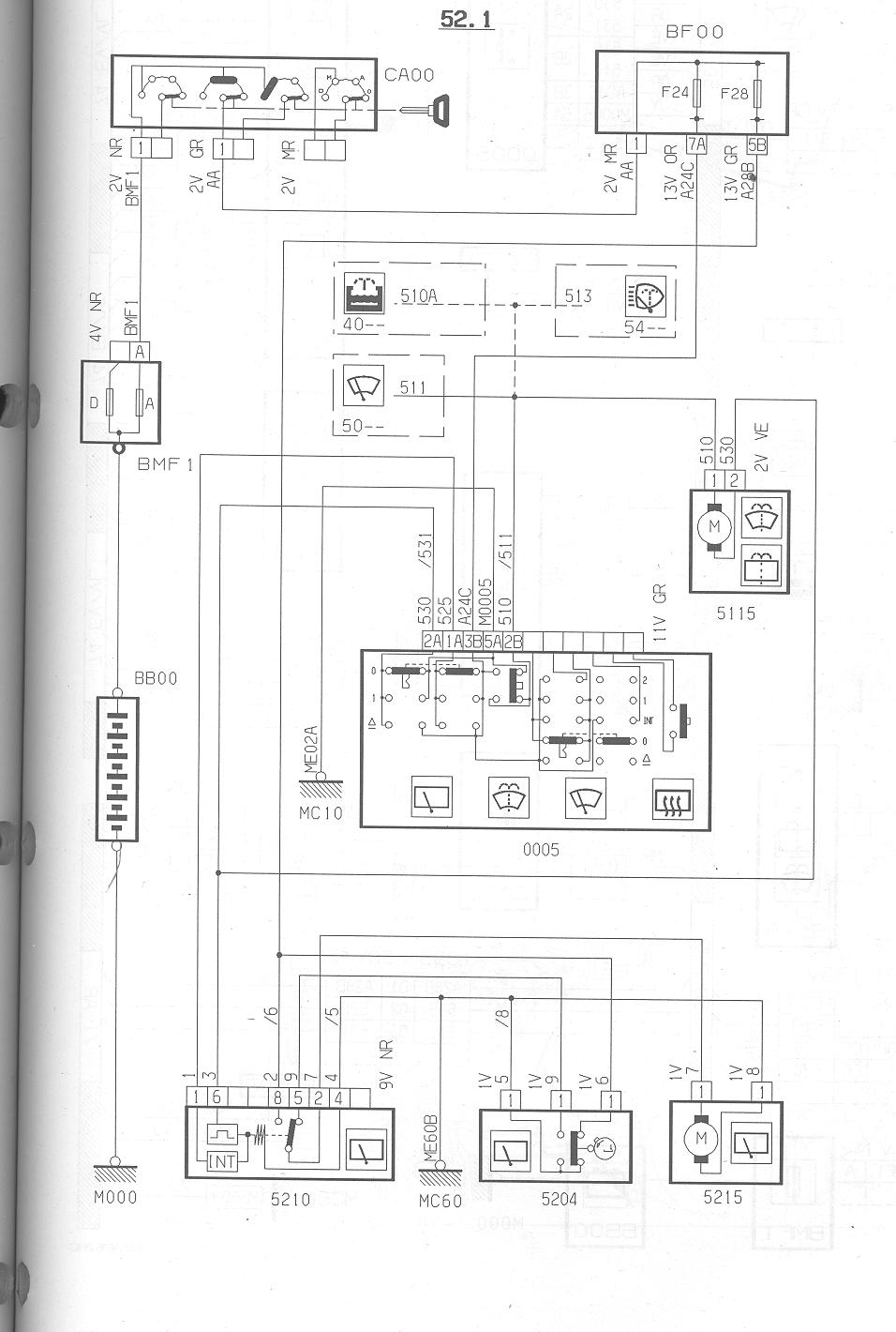 renault master instruction wiring diagram