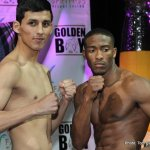 ShoBox Weights: Centeno Jr. vs. Leatherwood