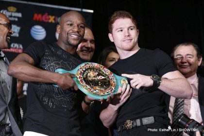 Mayweather vs. Canelo: The numbers game