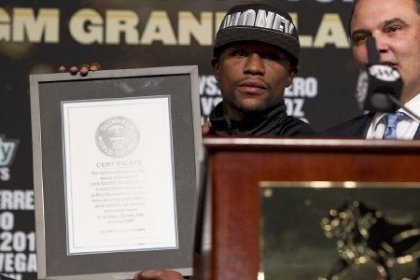Floyd Mayweather, Jr. – Exclusive Media Roundtable Interview