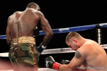 Photos: Deontay Wilder Improves To 29 0 With 29 KOs