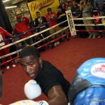 Paulie Malignaggi vs. Adrien Broner: SHOWTIME Workout Photos