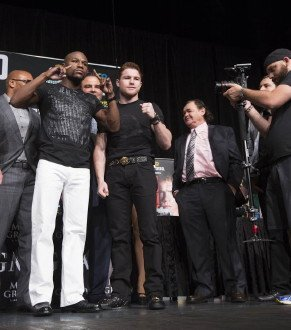 Mayweather: Canelo's 42 0, but he hasn't faced 42 Floyd Mayweathers